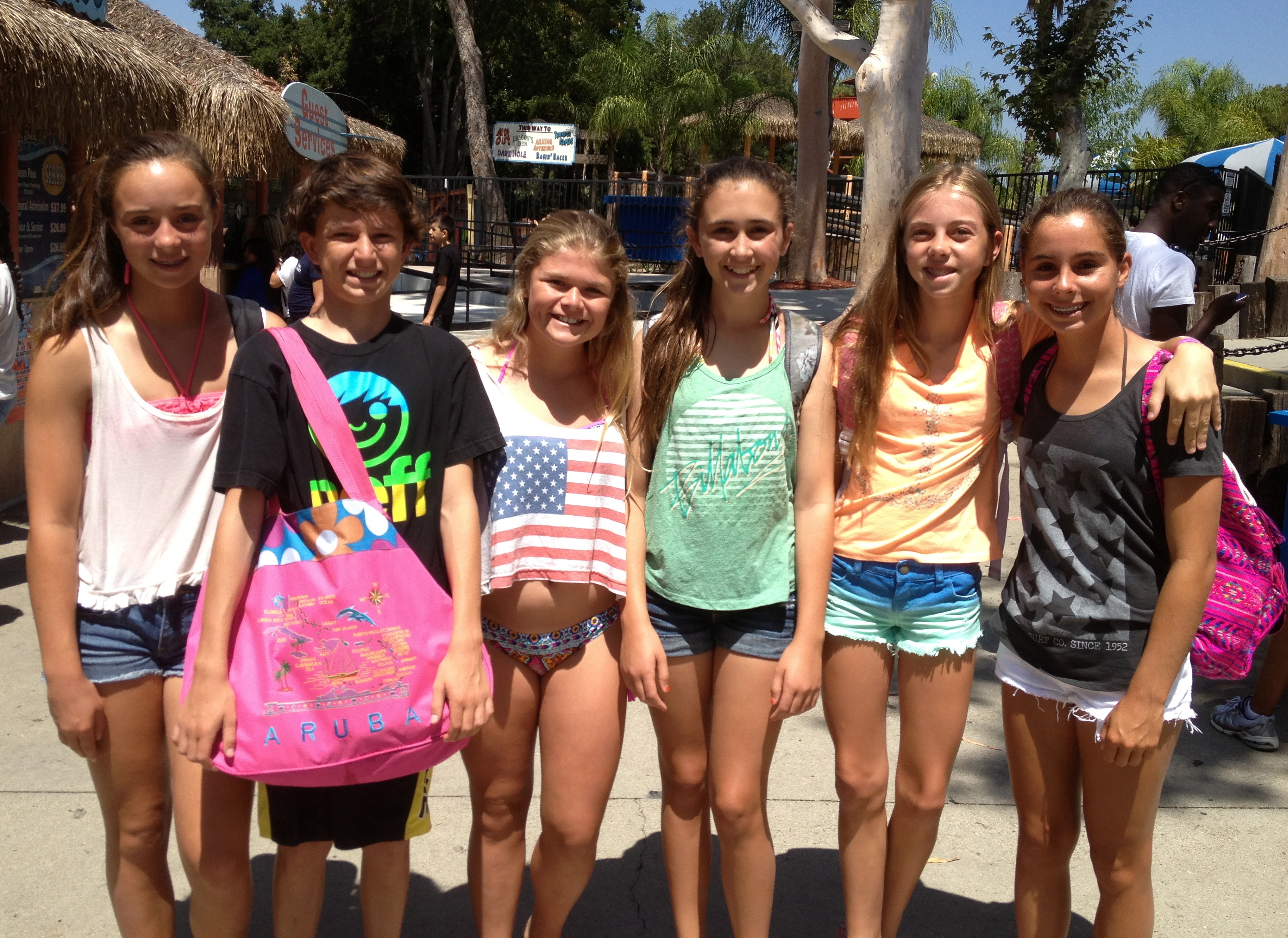 raging waters waterpark fun kids to do los angeles the